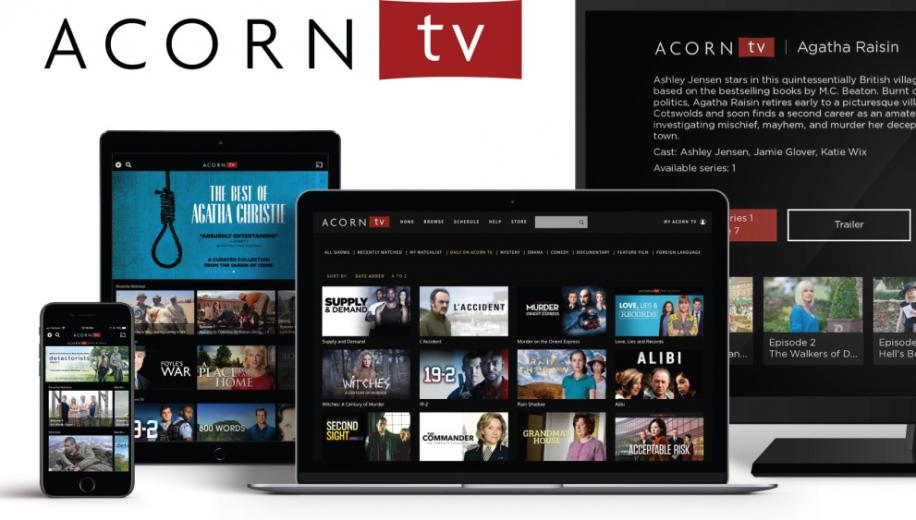 Acorn TV streaming service to launch in UK