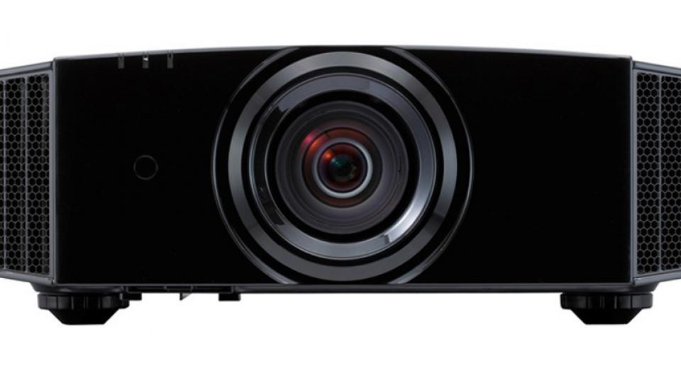 JVC X7 D-ILA 3D Projector Review