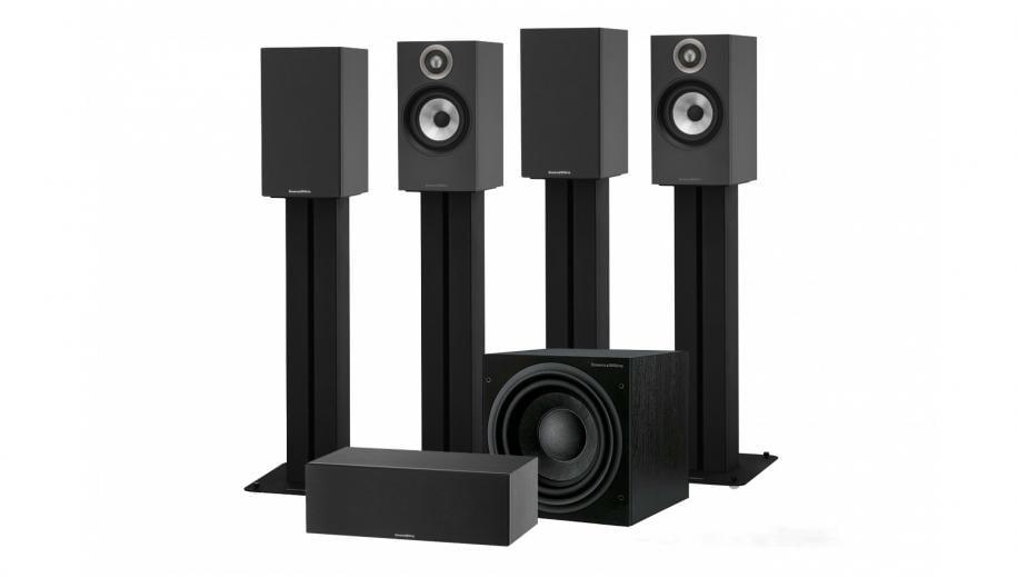Bowers & Wilkins 600 Series 5.1 Speaker Package Review