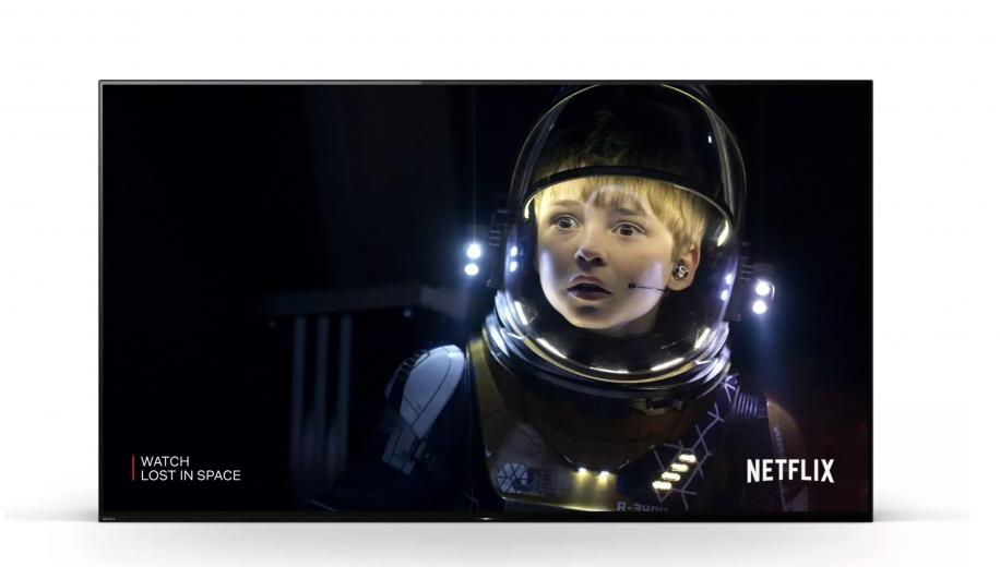 Sony introduce calibrated Netflix mode on new AF9 and ZF9 TVs
