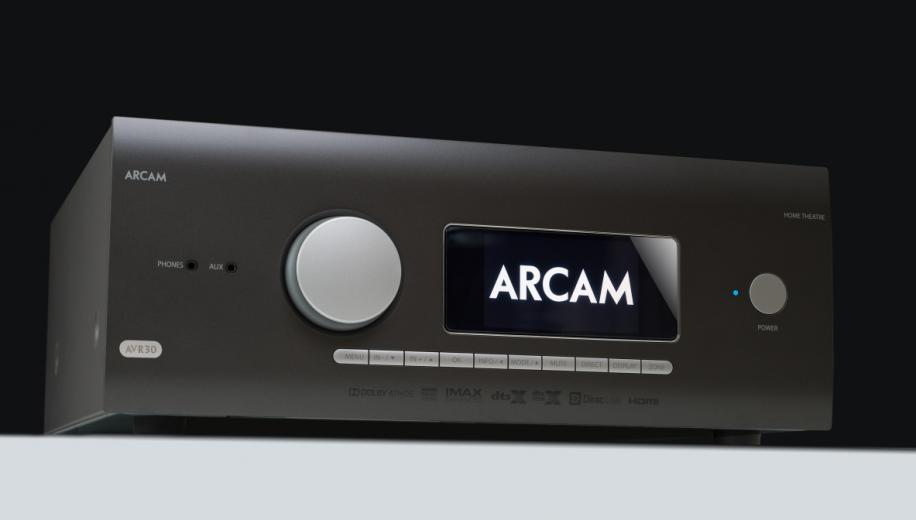 ARCAM expands HDA AV lineup with receivers, power amps and processor