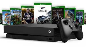 What are the most impressive games on the Xbox One X?