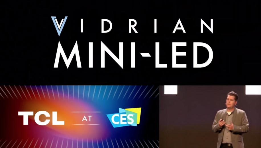 CES 2020 News: TCL launches Roku, 8K and Mini-LED TVs