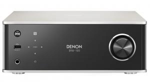 Denon launch DRA-100 network stereo receiver