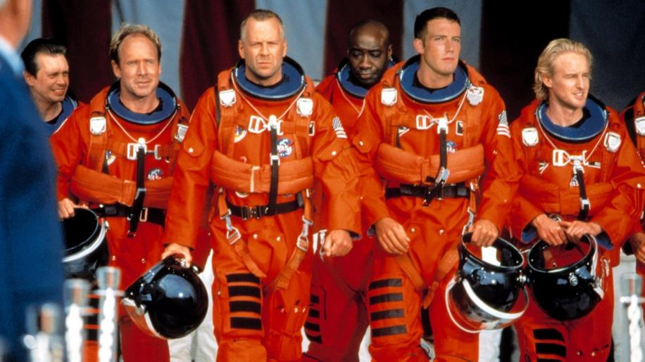 Armageddon: Re-Mastered Edition 2-Disc Set DVD Review