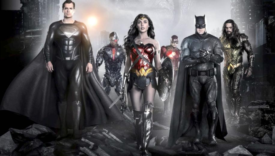 Zack Snyder's Justice League 4K Blu-ray Review