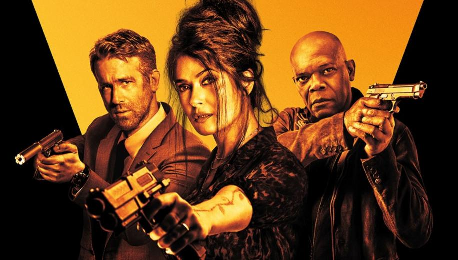 The Hitman's Wife's Bodyguard Movie Review