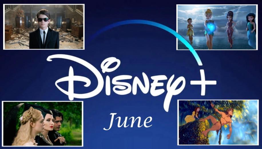 What's New on Disney+ UK for June 2020