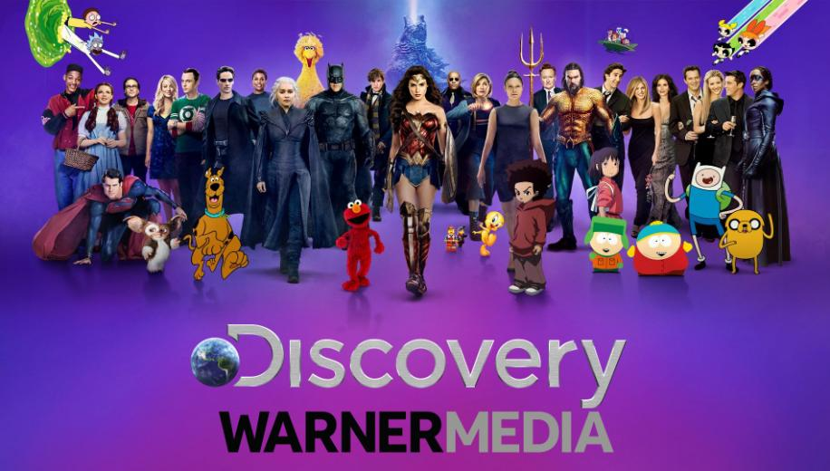 WarnerMedia and Discovery to merge under AT&T deal