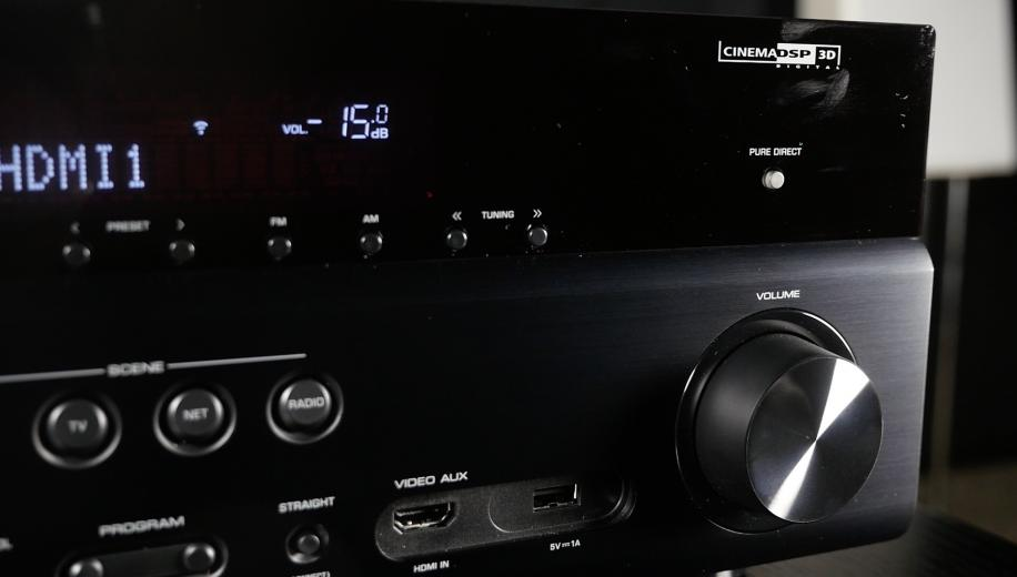 Yamaha RX-V779 7.2 AV Receiver Review