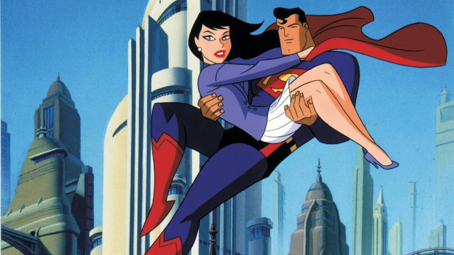Superman: The Animated Series Volume Two DVD Review