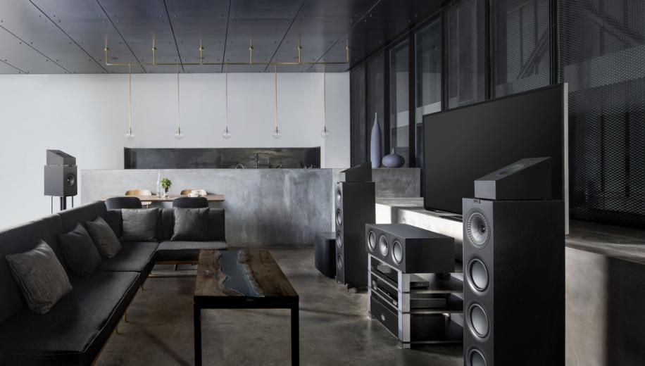KEF Q50a Upward Firing Atmos Speakers launched