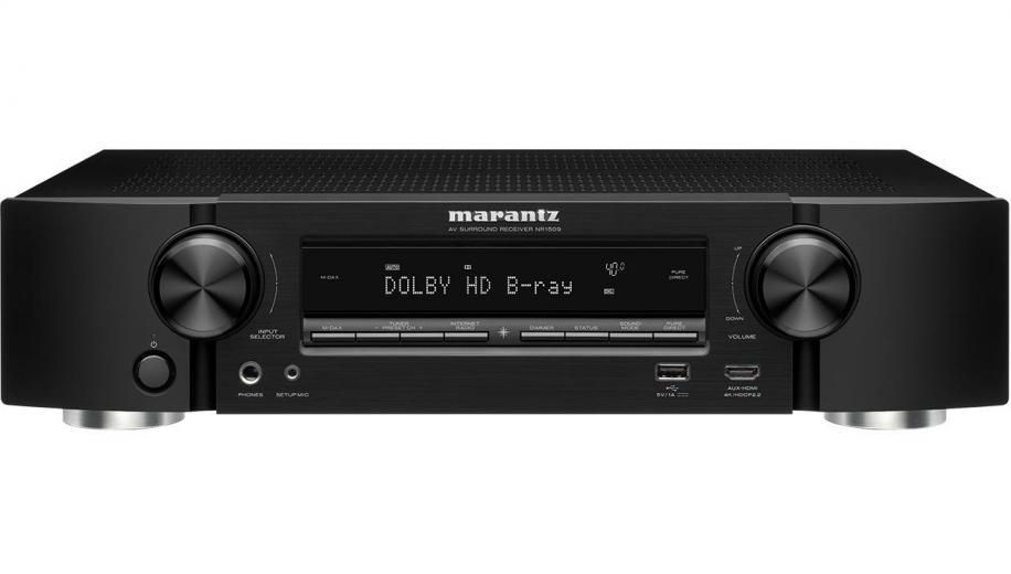 Marantz NR1509 AV Receiver Review