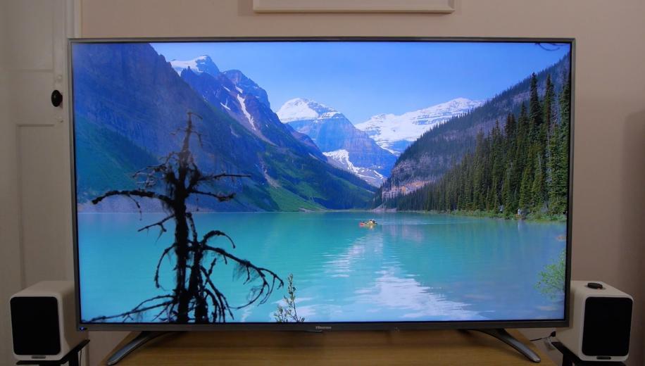 Hisense Tv K321UW in Kenya 58 inch Ultra High Definition Smart TV