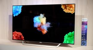 VIDEO: Philips launch new 9002 OLED TV and LCD TV range for 2017
