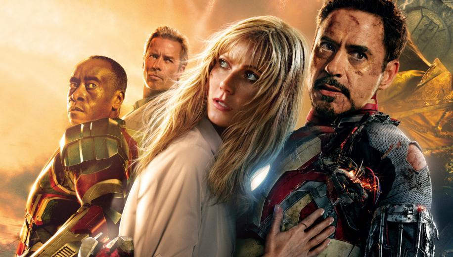 Iron Man 3 4K Blu-ray Review