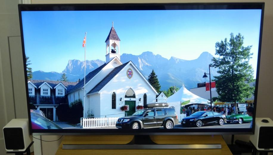 Samsung UE65JU7000 (JU7000) 4K Ultra HD TV Review