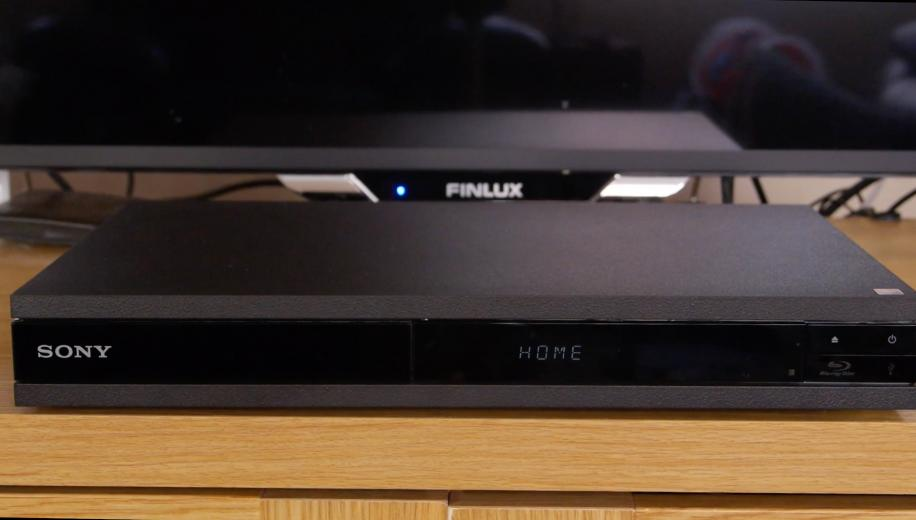 Sony UHP-H1 Blu-ray Player Review