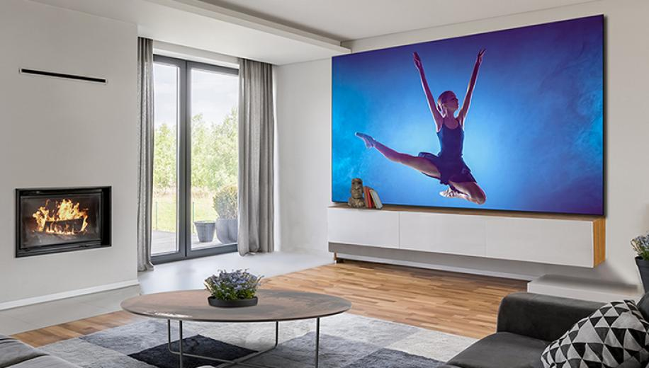LG announces DVLED Extreme Home Cinema display