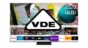 Samsung QLED TVs awarded screen safety certification