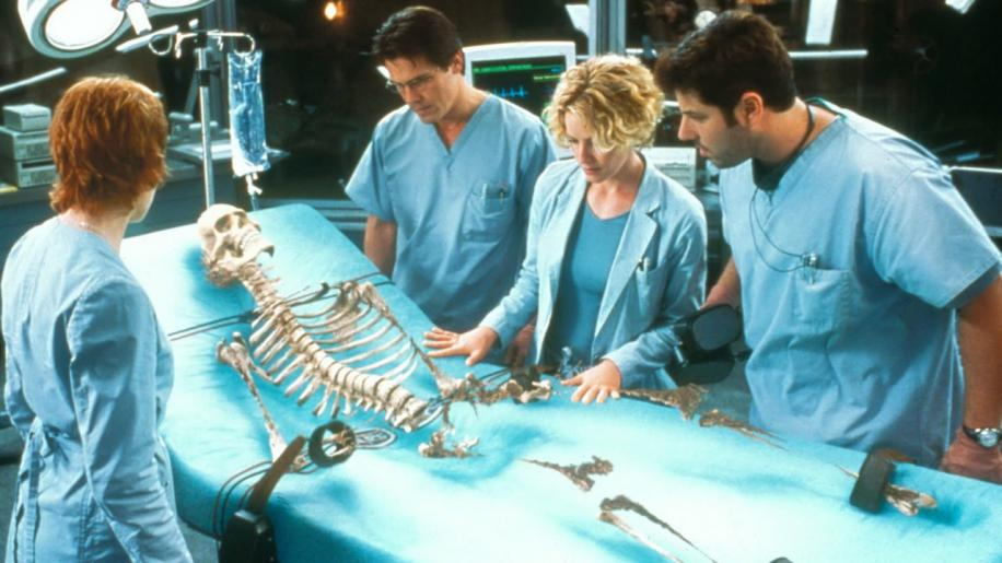 Hollow Man Movie Review