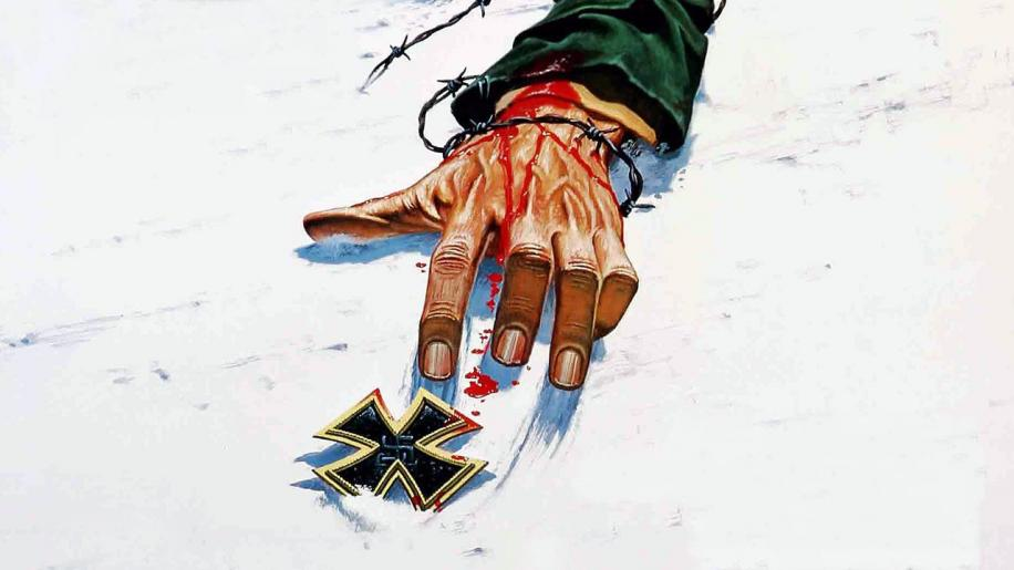 Cross of Iron Movie Review