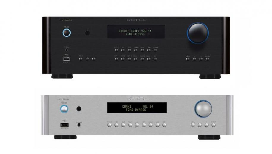 Rotel launches RC-1590MKII and RC-1572MKII preamplifiers