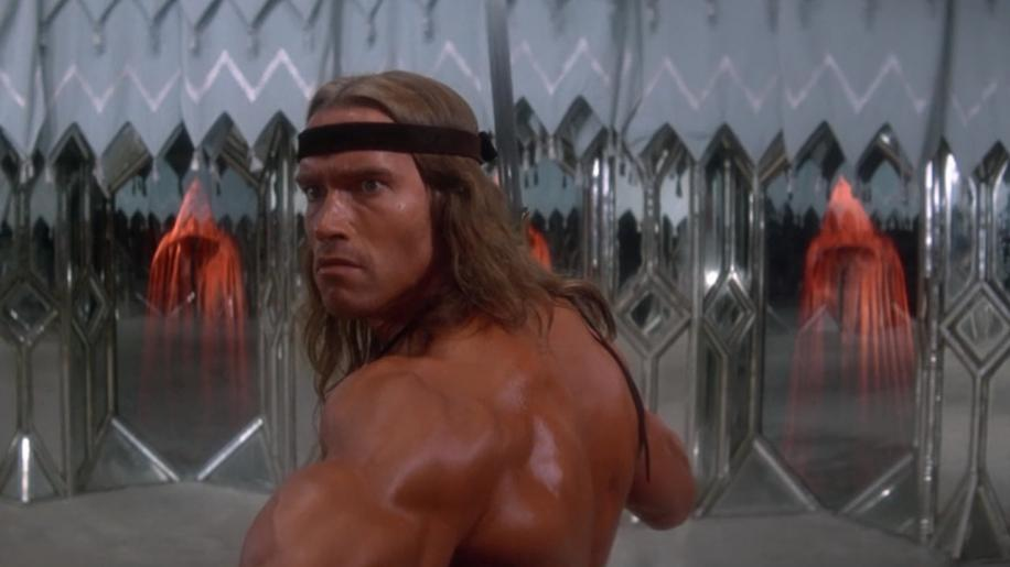 Conan the Destroyer Movie Review