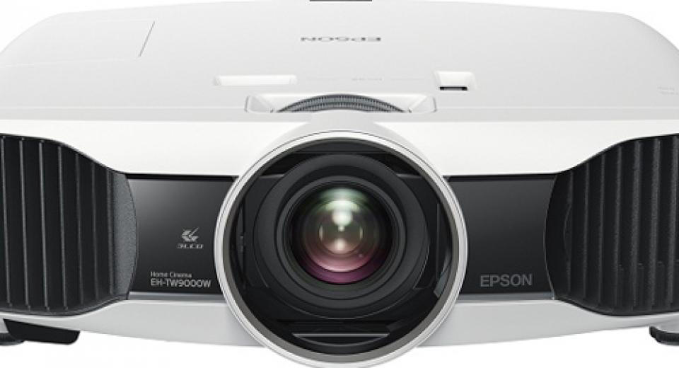 Epson TW9000 (EH-TW9000) 3 Chip LCD 1080p 3D Projector Review