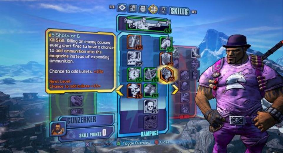 Borderlands 2 Xbox 360 Review