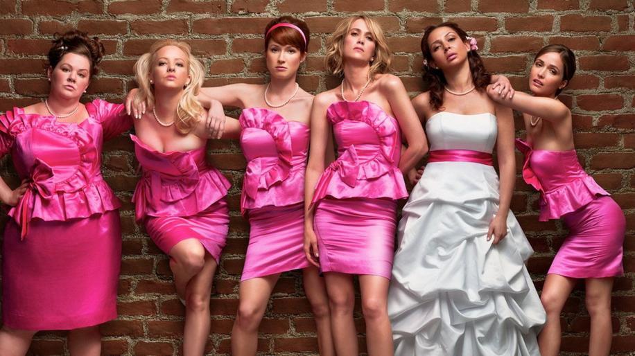 Bridesmaids Movie Review