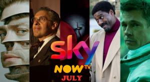 What's New on Sky and Now TV UK for July 2020