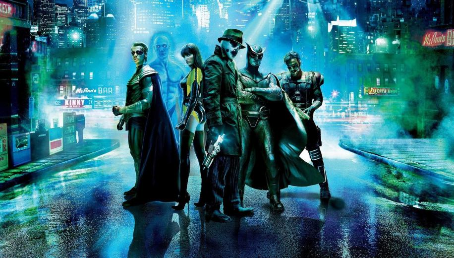 Watchmen: The Ultimate Cut 4K Blu-ray Review