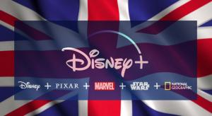 Disney+ streaming service launches in UK