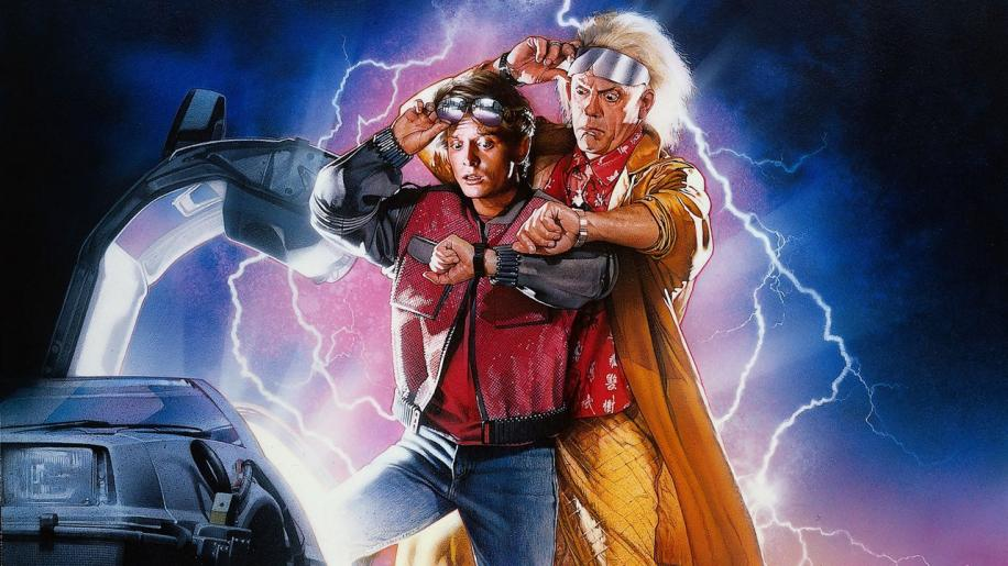 Back to the Future Part II Movie Review