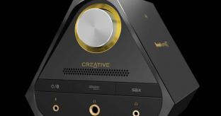 Creative Sound Blaster X7 Amplifier Launched
