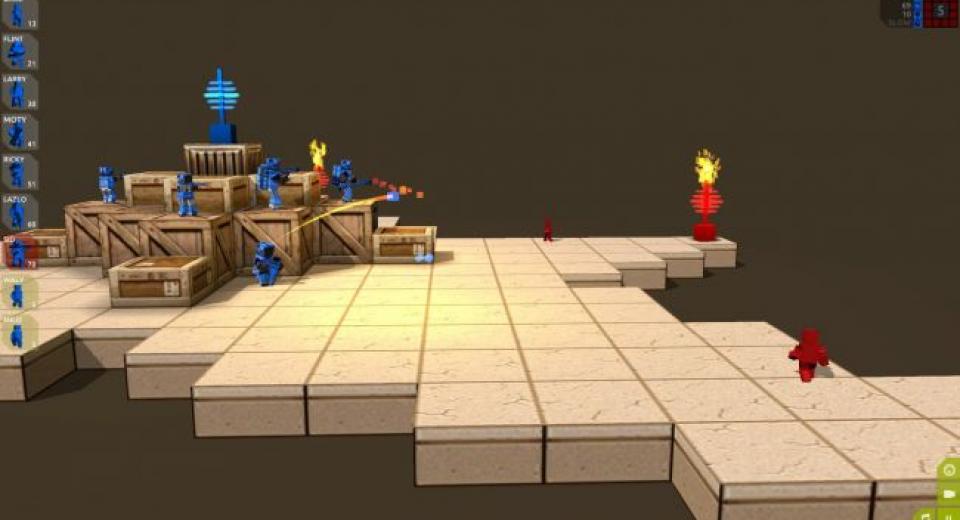 Cubemen 2 PC Review