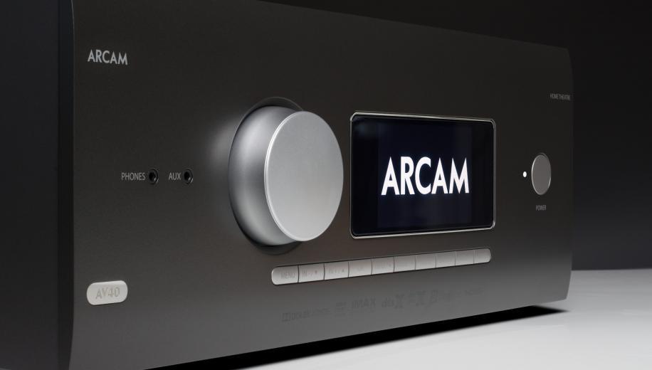 Arcam AV40 AV Processor Review