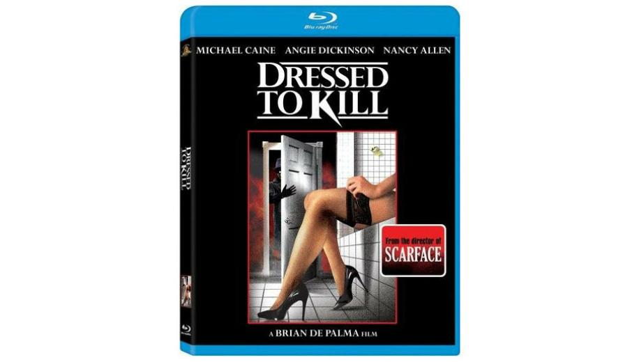 Dressed to Kill - Unrated Blu-ray Review