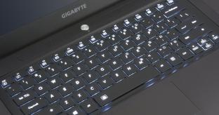 Gigabyte P34W v3 Gaming Laptop Review