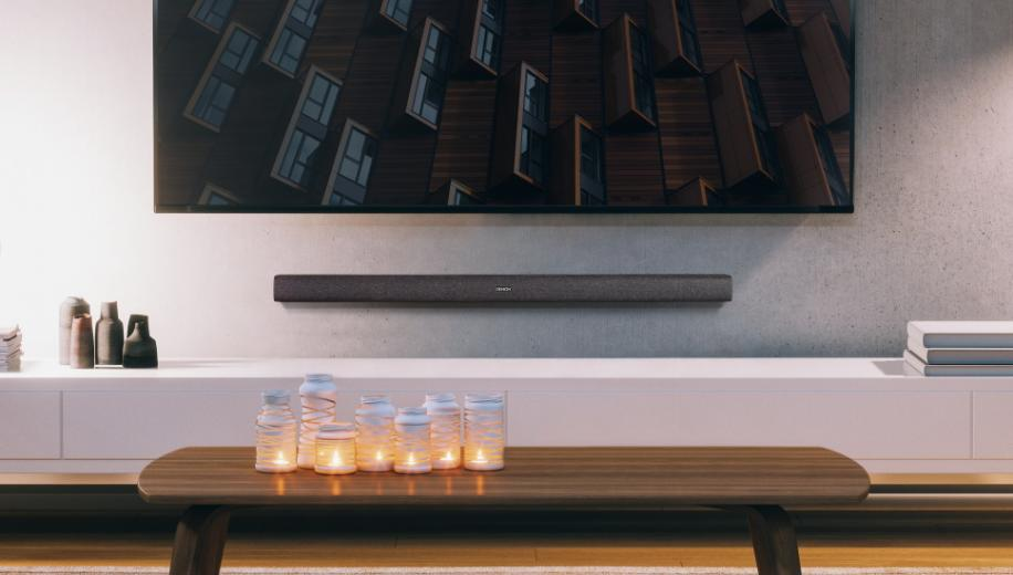 Denon DHT-S416 soundbar its first with Chromecast built-in