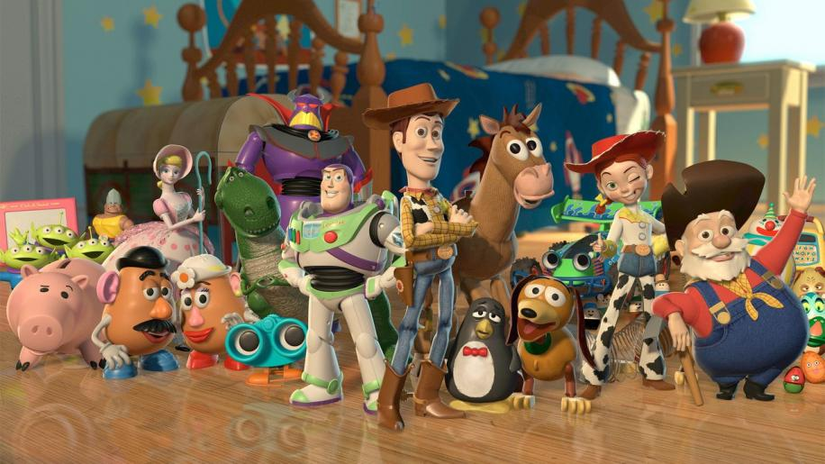 Toy Story 2: 2 Disc Special Edition DVD Review