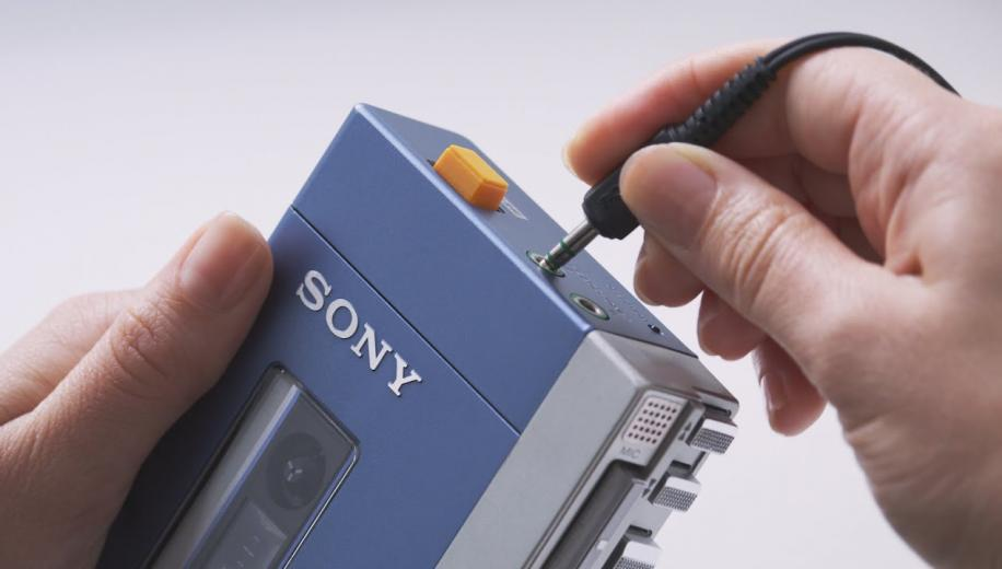 New Sony Walkman in the works?