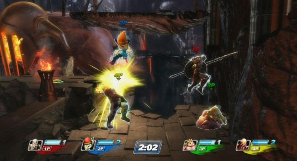 PlayStation All-Stars Battle Royale PS3 Review