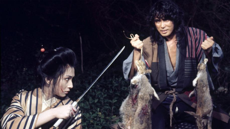 Lady Snowblood 2: Love Song of Vengeance Movie Review