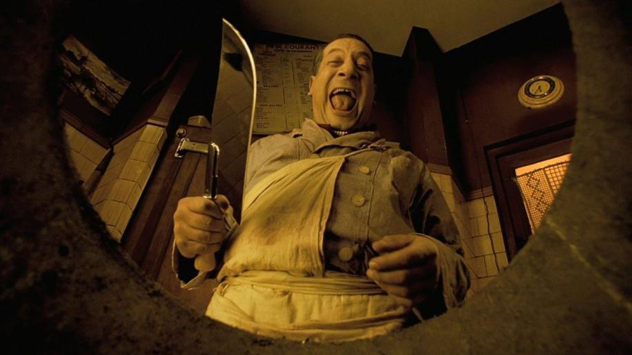 Delicatessen DVD Review