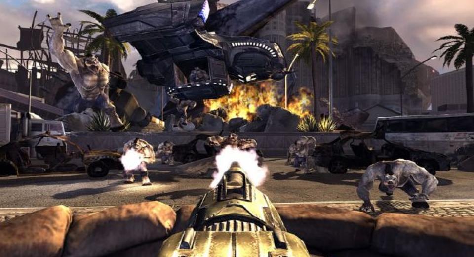 Duke Nukem Forever Xbox 360 Review