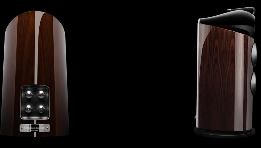 Bowers & Wilkins 802 and 805 'Prestige' Speakers launched