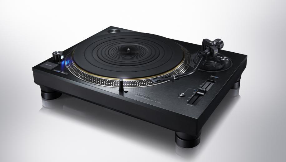 Technics unveils SL-1210G premium turntable