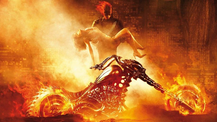 Ghost Rider Movie Review